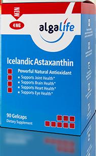 Icelandic Astaxanthin 90 Cap
